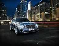 2012 Bentley EXP 9 F SUV Concept, 2 of 14