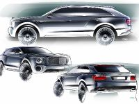 2012 Bentley EXP 9 F SUV Concept, 10 of 14