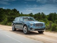 2012 Bentley EXP 9 F SUV Concept, 12 of 14