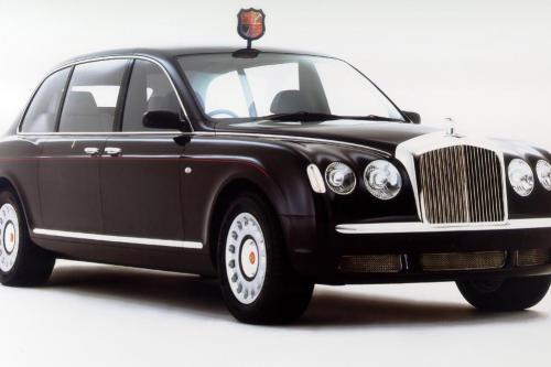 2012 Bentley Mulsanne Diamond Jubilee Edition приносит даже больше роскоши