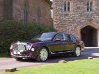 2012 Bentley Mulsanne Diamond Jubilee Edition