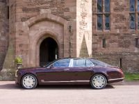 2012 Bentley Mulsanne Diamond Jubilee Edition , 8 of 15