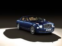 2012 Bentley Mulsanne Executive Interior