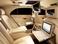 2012 Bentley Mulsanne Executive Interior, 5 of 10