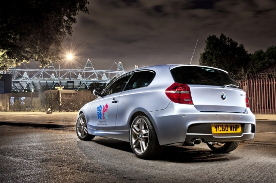 BMW 1-series Performance Edition
