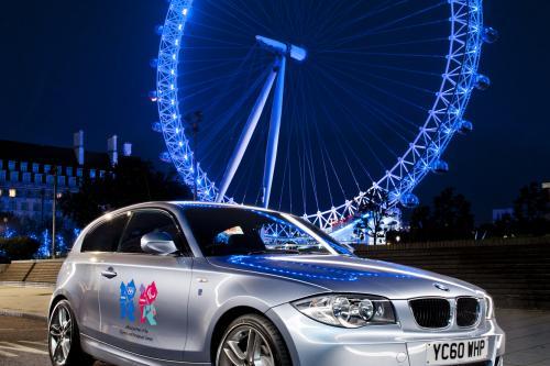 BMW 1-Series Performance Edition [фотографии]