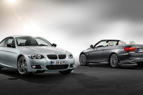 2012 BMW 3-Series - Edition Exclusive и M Sport Edition пакеты