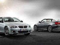 BMW 3-Series M Sport Edition (left) and Edition Exclusive (right)