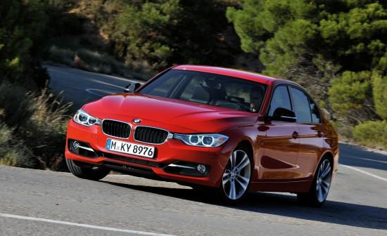 BMW 3-Series Sedan F30