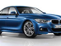 2012 BMW 3-Series Sedan F30, 20 of 57