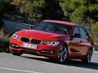 2012 BMW 3-Series Sedan F30, 21 of 57