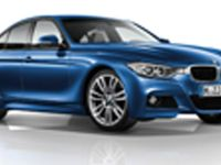 2012 BMW 3-Series Sedan F30, 28 of 57
