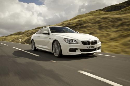 2012 BMW 6 Series Coupe Цена - £59 565