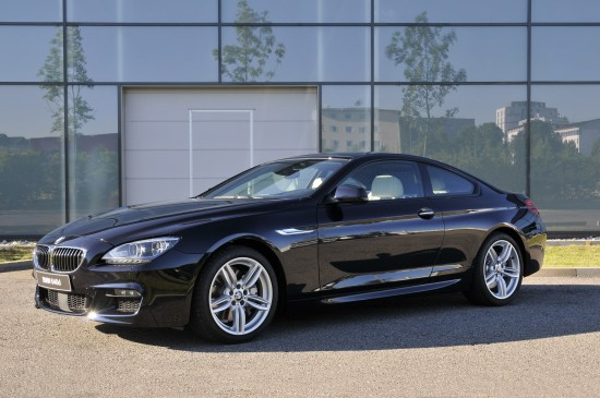 BMW 640d Coupe M Sport