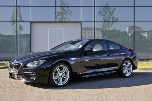 Fifth Gear: 2012 BMW 640d Coupe M Sport [видео]