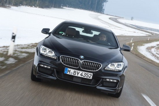BMW 640d xDrive Coupe