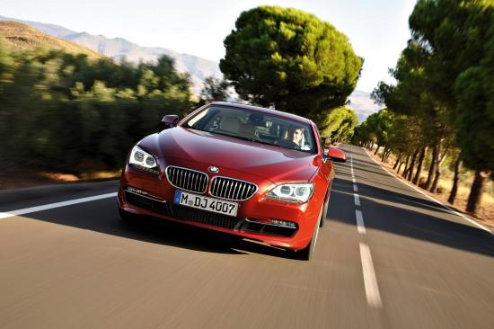 BMW 650i Coupe
