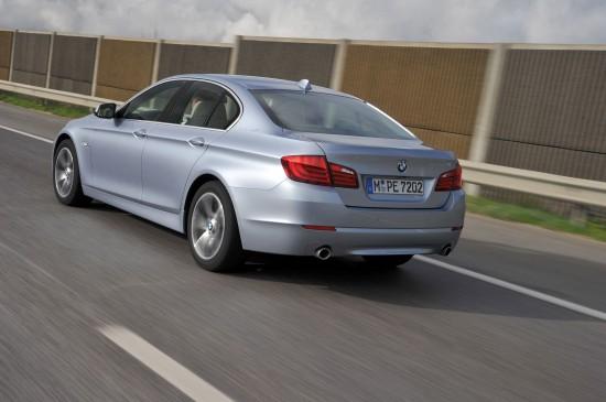BMW F10 Active Hybrid 5