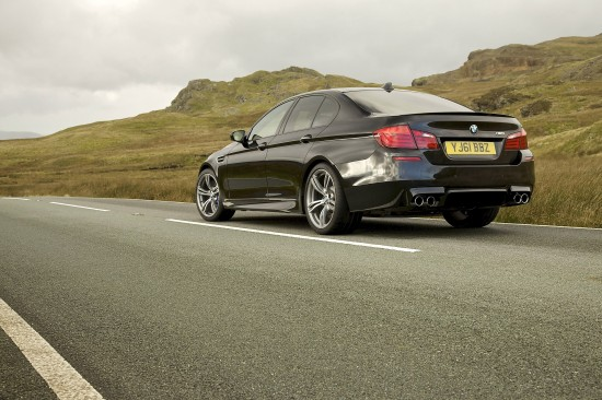 BMW F10 M5 Saloon UK