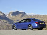 2012 BMW F10 M5 Saloon UK, 17 of 27