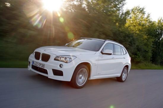 BMW X1 sDrive20d EfficientDynamics Edition