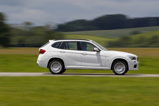 BMW X1 sDrive20d EfficientDynamics Edition
