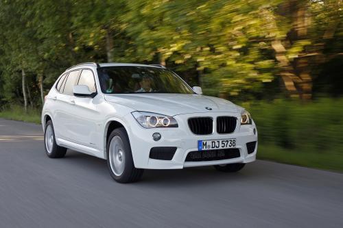 BMW X1 с нами и M6 Convertible нас