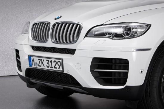 BMW X6 M50d