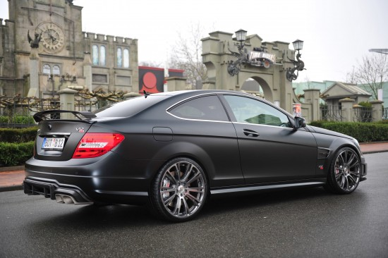 Brabus Mercedes-Benz C 63 AMG Bullit Coupe 800
