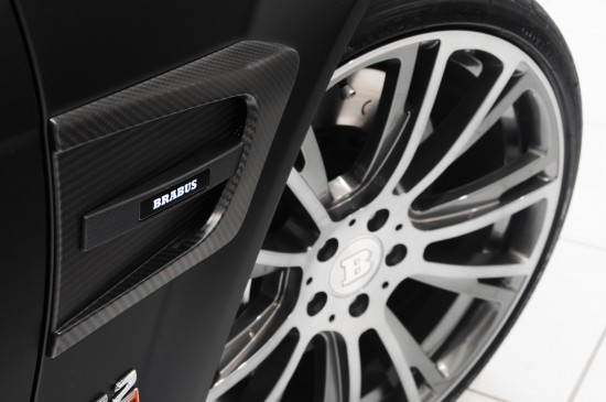 Brabus Mercedes-Benz C 63 AMG Bullit Coupe 800