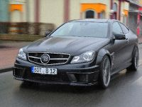2012 Brabus Mercedes-Benz C 63 AMG Bullit Coupe 800, 9 of 54