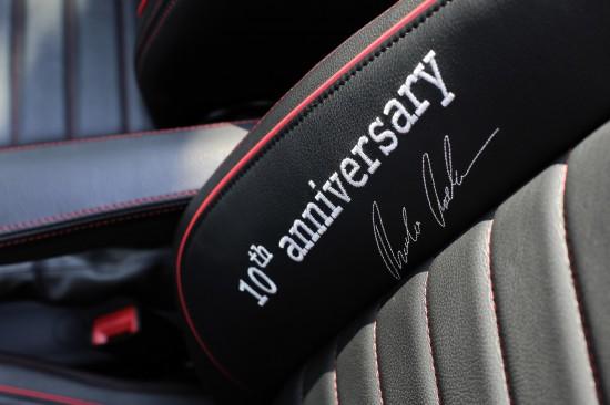 Brabus Smart 10th anniversary Special Edition