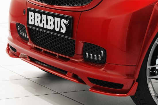 Brabus Smart ForTwo Ultimate 120 Cabrio
