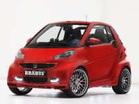 2012 Brabus Smart ForTwo Ultimate 120 Cabrio, 1 of 16