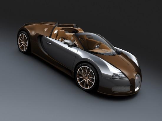 Bugatti Veyron Grand Sport Vitesse Bronce Carbon