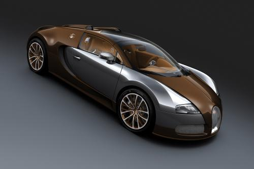 Bugatti Veyron Grand Sport Vitesse Bronce Carbon - фотографии