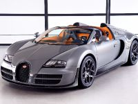 2012 Bugatti Veyron Grand Sport Vitesse Jet Grey, 1 of 4
