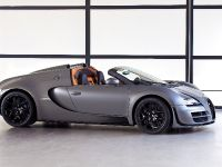 2012 Bugatti Veyron Grand Sport Vitesse Jet Grey, 2 of 4