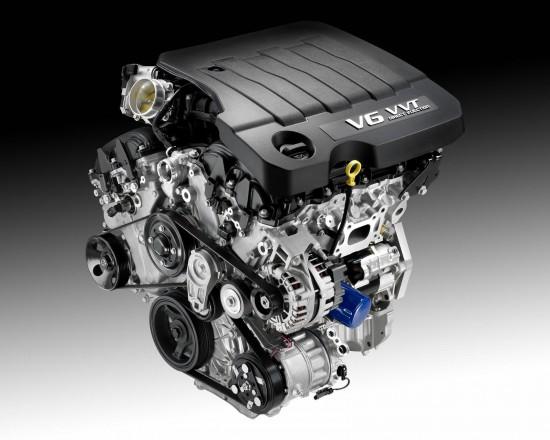 Buick LaCrosse 3.6 liter V6