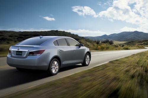 2012 Buick LaCrosse 3.6 литровый V6