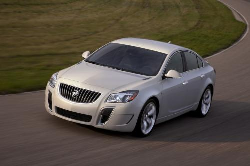 2012 Buick Regal GS тестирования производительности [видео]