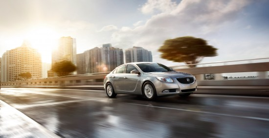 Buick Regal with eAssist