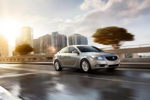 2012 Buick Regal с eAssist