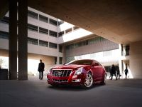 2012 Cadillac CTS Touring Edition , 3 of 9
