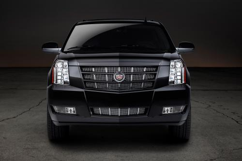 2012 Cadillac Escalade Функции Безопасности