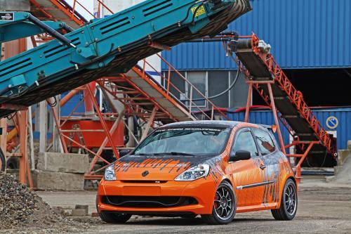 2012 кулачкового вала Renault Clio Eyecatcher выдает 200 лошадиных сил