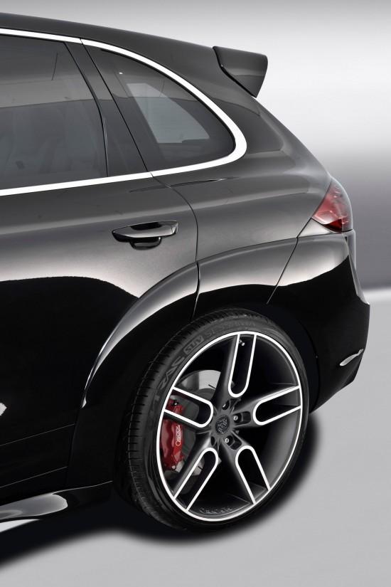 Caractere Porsche Cayenne