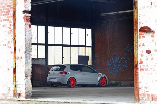 CFC Volkswagen GTI LeitGolf