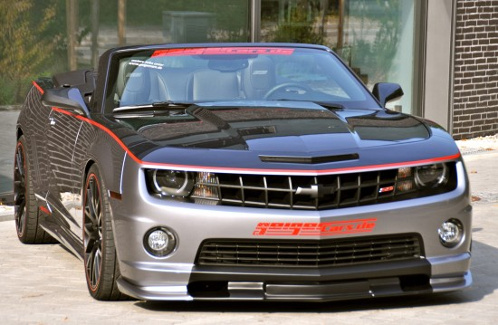 Chevrolet Camaro 2SS Convertible Geiger Compressor