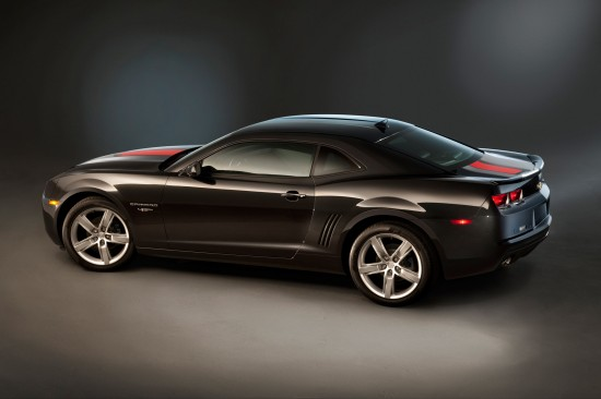 2012 Chevrolet Camaro 45th Anniversary Special Edition